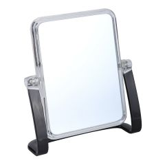 3x Magnification Black Mirror for Home and Travel
