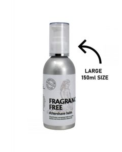 Executive Shaving Fragrance Free Aftershave Balm 150ml