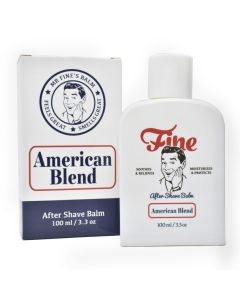 Fine Accoutrements American Blend Aftershave Balm 100ml