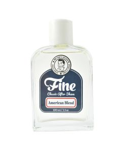 Fine Accoutrements American Blend Aftershave Splash 100ml