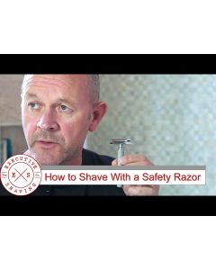 Executive Shaving How To Shave Video All Products Used by Brian