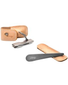 Klhip Ultimate Nail Clippers and Natural Stone File