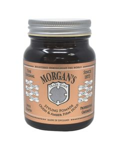 Morgan's Oud and Amber Firm Hold Pomade 100g