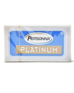 Personna Replacement Blades for Double Edge Safety Razors (x10)
