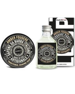 The Goodfellas Smile Amber Fougere Shaving Set