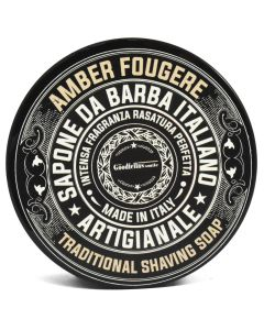 The Goodfellas Smile Amber Fougere Soft Shaving Soap 100ml